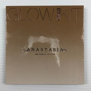 Anastasia Glow Kit Sun Dipped Highlighter Palette